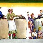 Английские песенки: Барашек - Самуил Маршак