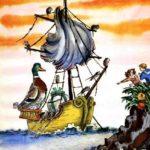Английские песенки: Кораблик - Самуил Маршак