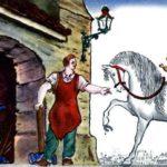 Английские песенки: Кузнец - Самуил Маршак
