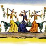 Английские песенки: Маленькие феи - Самуил Маршак