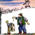 Английские песенки: Мышка в мешке - Самуил Маршак