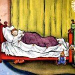 Английские песенки: Рано в кровать - Самуил Маршак