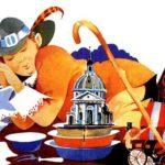 Английские песенки: Робин-Бобин - Самуил Маршак