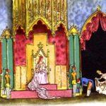 Английские песенки: В гостях у королевы - Самуил Маршак