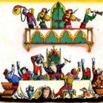 Английские песенки: Веселый король - Самуил Маршак