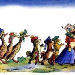 Английские песенки: Воскресная прогулка - Самуил Маршак