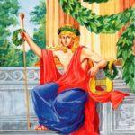Аполлон - Мифы Древней Греции