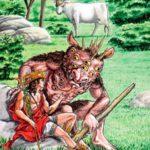 Аргус и Ио - Мифы Древней Греции