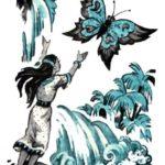 Бабочка - Филиппинская сказка