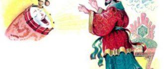 Барабанное дерево (Бирманская) - сказки других народов