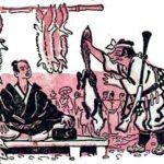 Барсук и лисёнок - Японская сказка