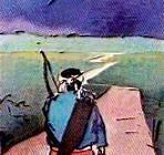 Бедняк и голубка - Корейская сказка