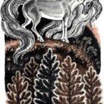 Белый мустанг (индейская) - Сказка народов Америки
