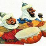 Благодарная рыба - Арабская сказка
