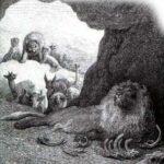 Больной лев и лисица - Жан де Лафонтен