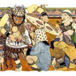 Большая беда - Нанайская сказка