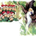 Бородка - Украинская сказка