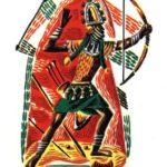 Браслет вождя - Африканская сказка