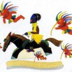 Царь Гвари и волшебник - Африканская сказка