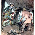 Царь Петр и кузнец - Карельская сказка