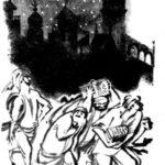 Царь и четыре вора - Пакистанская сказка