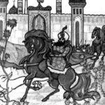 Царь — обжора - Туркменская сказка