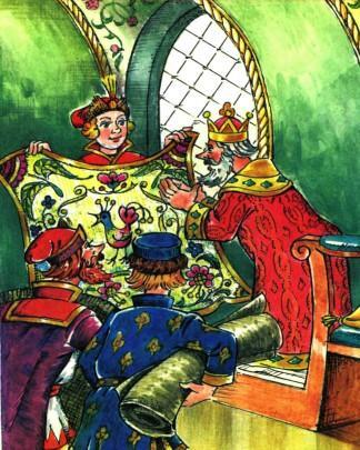именно ковры из сказки царевна лягушка картинка нашем сайте представлено