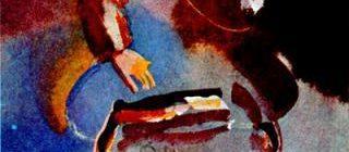 Человек на красном олене - Эвенкийская сказка