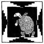 Черепаха и Каипора - Бразильская сказка