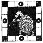 Черепаха и крокодил - Бразильская сказка