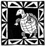 Черепаха и родник - Бразильская сказка
