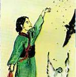 Черная корова - Корейская сказка