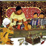 Чориль и Чольчинай - Нанайская сказка