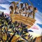 Чудесное кольцо (индейская оджибве) - Сказка народов Америки