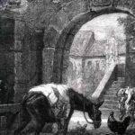 Чванливый лошак - Жан де Лафонтен