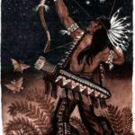 Цветок антилопы (индейская) - Сказка народов Америки