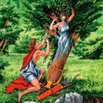 Дафна - Мифы Древней Греции