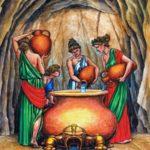 Данаиды - Мифы Древней Греции