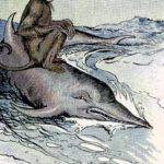 Дельфин и обезьяна - Эзоп