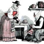 Десять помощников тётушки зелёная вода - Португальская сказка