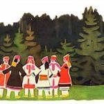 Девушка-берёзка (Мордовская) - Сказка народов России