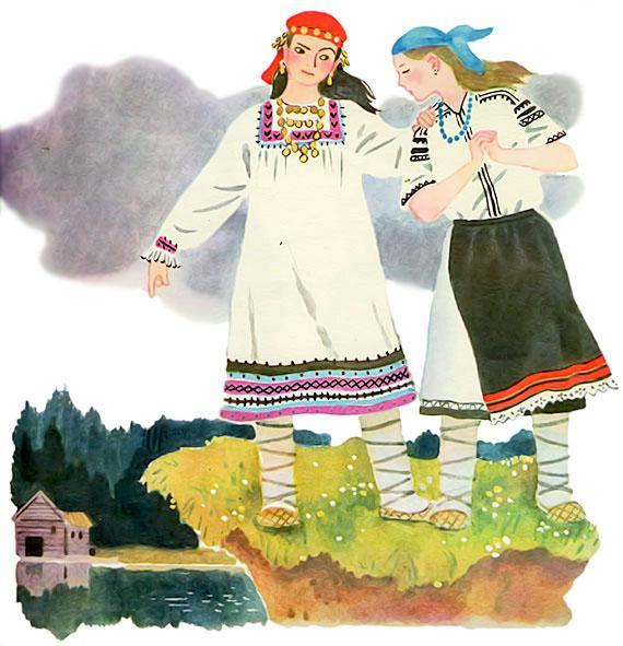 картинки из мордовских сказок европе сейчас