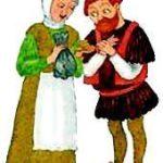 Девушка из цветочного горшка (греческая) - Сказка народов Европы