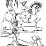 Дыни в подарок - Туркменская сказка