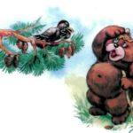 Добрая кедровка - Алтайская сказка