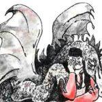 Добрый дракон и злая змея (Македонская) - Славянская сказка