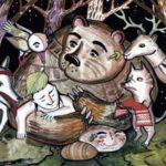 Добрый охотник (индейская сенека) - Сказка народов Америки