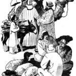 Дочь дровосека - Казахская сказка