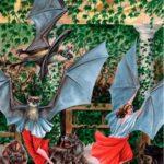 Дочери царя Миния - Мифы Древней Греции