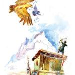 Дубинка сильных (аварская) - Сказка народов России